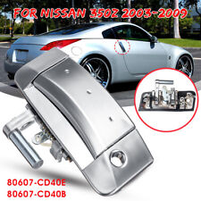 80607-CD41E Steel Left Exterior Door Handle For Nissan 350Z 2003-2009