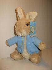 "Peter Rabbit - Plush / Soft Toy GUND 7.5"" - Beatrix Potter 2014"