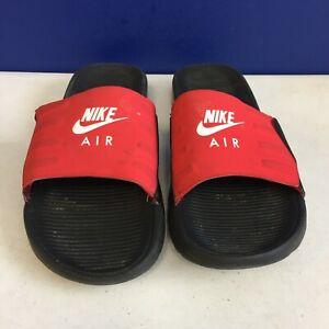 Nike Air Max Camden Slide Sandals BQ4626-002 Black Red Men's Size 11