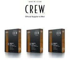 American Crew Precision Blend Natural Gray Coverage 3x40ml 5-6 Medium Ash