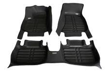 TuxMat Custom-fit 3-D Car Floor Mats for Dodge Charger RWD 2011-2018 Models
