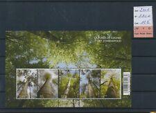 LO54940 Belgium 2009 forest trees nature good sheet MNH fv 11 EUR
