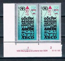 DDR Mi.nr. 3353 DV,Internationales Jahr der Alphabetisierung,postfrisch!