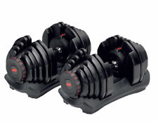 Bowflex SelectTech 1090 Adjustable Dumbbell Home Gym Exercise Fitness (Single)