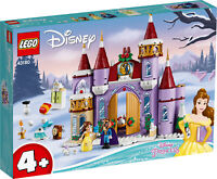 43180 LEGO Disney Princess Belle's Castle Winter Celebration 238 Pieces Age 4+