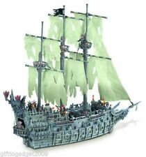 Mega Bloks Flying Dutchman Pirates Of Caribbean dead man's chest 1029 Rare New