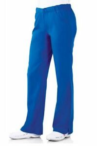 "Urbane Ultimate ""Alexis"" Scrub Pant. Style 9306. Royal *NEW* *Free shipping*"