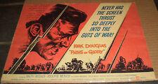 Paths of Glory Original Title Card – Stanley Kubrick (1957)