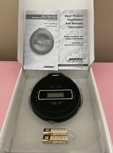 Bose Model PM-1 Portable Compact Disc CD Player NIB NICE!!