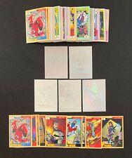 1991 Marvel Universe Series Ii Base / Holograms / Promos Singles Sets You Choose