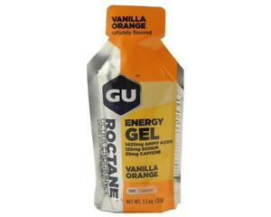 GU Roctane Gel (Vanilla-Orange) (1 1.1oz Packet) [051(1)]
