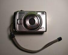 FUJIFILM Finepix A820 Digital Camera Tested Fuji Film Silver