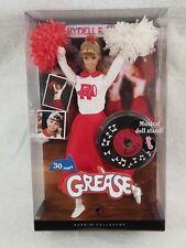 Grease 30th Anniversary Barbie Doll Sandy Cheerleader Outfit Olivia Newton John