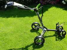 Sun Mountain Reflex 4-Rad Golftrolley schwarz lime neu UVP 339 Euro