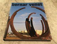 Bernar Venet: Sculptures et Reliefs Arnauld Pierre 2000 Rare Sculpture France