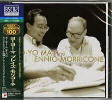 YO-YO MA-YO-YO MA PLAYS ENNIO MORRICONE-JAPAN BLU-SPEC CD2 BONUS TRACK D20