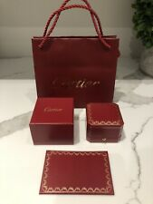 Cartier Ring Box - Entire Set