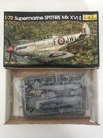 Heller Supermarine Spitfire MK XVI E Scale 1/72 Airplane Model Kit - (42)