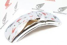 Honda CT ST 50 70 Dax Schutzblech Schmutzfänger Chrom Vorne Front Fender Repro