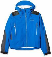 SHIMANO XEFO DURAST Short Rain Jacket RA-22SS Size XL Blue