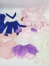 """Teddy bear stuffed animal Outfit Girls Lot Clothes Fits 14""""-18"""" #D"""