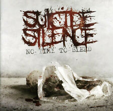 Suicide Silence - No Time To Bleed LP 180 Gram Colored Vinyl Album - NEW RECORD