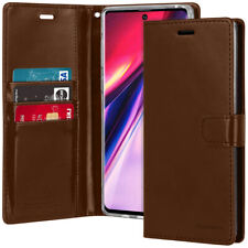 GOOSPERY Slim leather Flip Wallet Case Cover for Galaxy Note10,10+, S10,S9