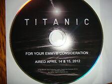 TITANIC ABC TV SHOW COMPLETE 4pt MINISERIES EMMY DVD JULIAN FELLOWES, TOBY JONES