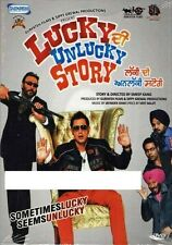 LUCKY DI UNLUCKY STORY - ORIGINAL BOLLYWOOD PUNJABI DVD - FREE POST