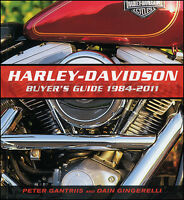 1984-2011 Harley Davidson Buyers Guide - Softail Fat Boy Sportster Electra More