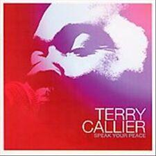 Speak Your Peace by Terry Callier (Vinyl, May-2002, Mr. Bongo (UK))