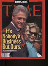 TIME INTERNATIONAL MAGAZINE - August 31, 1998