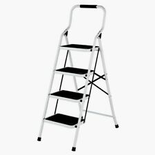 Protable 3 Step Ladder Folding Non Slip Safety Good Sale cheap!