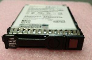 "HPE 400GB SAS 12G SSD Write Intensive SC SFF 2.5"" GEN8 GEN9 GEN10 873351-B21"