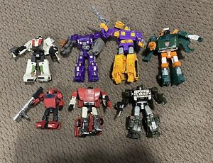 Transformers Loose Figure LOT