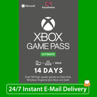 XBOX LIVE 14 Day GOLD + Game Pass Ultimate (2 weeks)  INSTANT DISPATCH