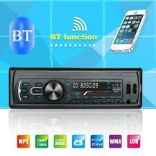 Bluetooth Car Stereo FM USB MP3 Player In-Dash Head Unit Handsfree Music Radio