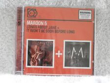 Maroon 5 -Songs About Jane + It Won't Be Soon Before Long 2 CD Set - FREE UK P&P