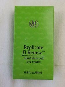 Serious Skin Care Replicate & Renew Plant Stem Cell Eye Cream .5 fl Oz
