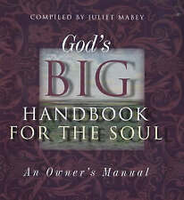 Very Good, God's Big Handbook for the Soul, Juliet Mabey, Book