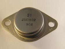 2SC1832 - Silec NPN Power Transistor 400V 15A 150W  - TO3