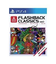Atari flashback Classics Vol. 1 ( Sony PlayStation 4 2017)