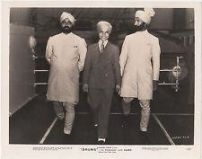 ALERTE AUX INDES Drums SABU Zoltan Korda INDIA Original US Photo 1938