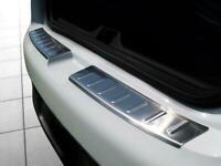 Renault Clio Mk4 Rear Bumper Chrome Protector Scratch Guard S.Steel 2 pcs 2012up