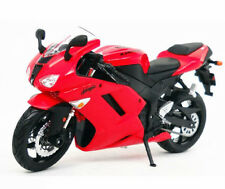 MAISTO 1:12 Kawasaki Ninja ZX 6R 31155 RED MOTORCYCLE BIKE DIECAST MODEL IN BOX