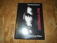 Marshall Sylver's Self Hypnosis Training Video DVD *****LN*****