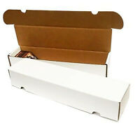 (25) 660 COUNT BASEBALL TRADING CARD MAX PRO CARDBOARD STORAGE BOXES