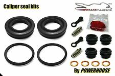Suzuki GSX 750 E front brake caliper seal repair rebuild kit 1980 1981 1982 1983