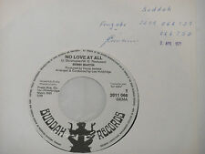 "Bobbi Martin-No Love at all - 7"" 45 Buddah PROMO archivio MINT"