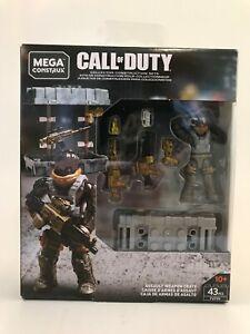 MEGA CONSTRUX CALL OF DUTY Assault Weapon Create FVF99 43PCS 10+ NIB 2018